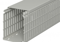 6178439 - OBO BETTERMANN Распределительный кабельный канал LKV N 100x75x2000 мм (ПВХ,серый) (LKV N 10075).