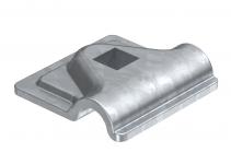 5311503 - OBO BETTERMANN Крепежный зажим для проволоки (249 8-10 ST-OT).