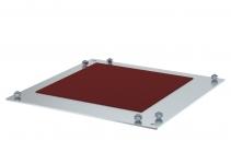 7216435 - OBO BETTERMANN Адаптерная пластина для плоского угла 100x250 (BSKM-GF 1025).
