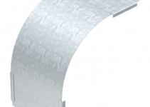 7130990 - OBO BETTERMANN Крышка внешнего вертикального угла  90° 100мм (DBV 85 100 F FS).
