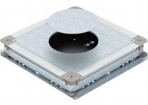 7410124 - OBO BETTERMANN Монтажное основание UZD350-3 (h=70-125 мм) для GESR9 510x467x70 мм (сталь) (UGD 350-3 R9).
