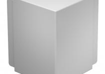 6024688 - OBO BETTERMANN Крышка внешнего угла кабельного канала WDK 100x230 мм (ПВХ,серый) (WDK HA100230GR).