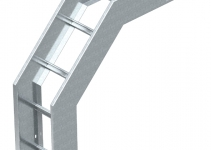6230741 - OBO BETTERMANN Вертикальный угол 90°/ нисходящий 160x400 (WLBF 90 164 FT).