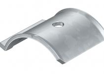 1197533 - OBO BETTERMANN Пластина для U-образной скобы 46-52мм (2058FW M 52 V2A).