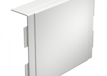 6162290 - OBO BETTERMANN Крышка T-образной секции кабельного канала WDK 60x230 мм (ПВХ,кремовый) (WDK HK60230CW).