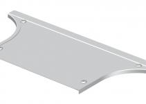 7136980 - OBO BETTERMANN Крышка T-образного соединения 600мм (DFAA 600 VA4571).