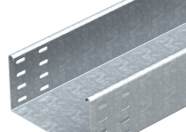 6063497 - OBO BETTERMANN Кабельный листовой лоток неперфорированный 110x500x3000 (SKSU 150 FS).