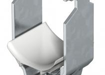 1160451 - OBO BETTERMANN U-образная скоба 40-46мм (2056 46 FT).