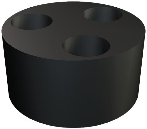 2029672 - OBO BETTERMANN Уплотнительное кольцо для кабельного ввода VM20,2X4 (107 C VM 20 2x4).