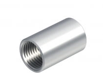 2046057 - OBO BETTERMANN Муфта соединительная алюминиевая M50x1,5 (SVM50W ALU).