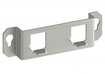 7407853 - OBO BETTERMANN Монтажная рамка для лючка GE2F тип F (сталь) (MTGE2F 2F).