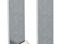 1177125 - OBO BETTERMANN U-образная скоба 8-12мм (2056U 3 12 FT).