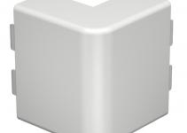 6160727 - OBO BETTERMANN Крышка внешнего угла кабельного канала WDK 40x110 мм (ПВХ,кремовый) (WDK HA40110CW).