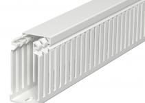6178552 - OBO BETTERMANN Распределительный кабельный канал LKVH N 75x37,5x2000 мм (светло-серый) (LKVH N 75037).