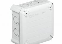 2007914 - OBO BETTERMANN Распределительная коробка 114x114x57 (T 60 M20 KL).