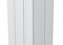 6290073 - OBO BETTERMANN Электромонтажная миниколонна 0,56 м 4-х сторонняя 220x250x564 мм (алюминий) (ISSHS6EL).