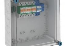 5096875 - OBO BETTERMANN УЗИП (устройство защиты от импулсных перенапряжений -