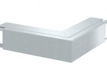 6249086 - OBO BETTERMANN Внешний угол кабельного канала LKM 40x40 мм (сталь,белый) (LKM A40040RW).