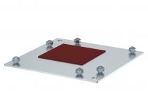 7216335 - OBO BETTERMANN Адаптерная пластина для плоского угла 70x110 (BSKM-GF 0711).