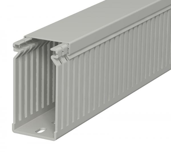 6178052 - OBO BETTERMANN Распределительный кабельный канал LK4 80x40x2000 мм (ПВХ,серый) (LK4 80040).