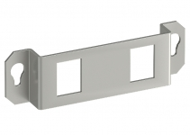 7407841 - OBO BETTERMANN Монтажная пластина для лючка GE2F тип A (сталь) (MTGE2F 2A).