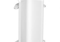 6199223 - OBO BETTERMANN Внутренний угол плинтусного канала h=70 мм (ПВХ,белый) (SKL-I70DRW).