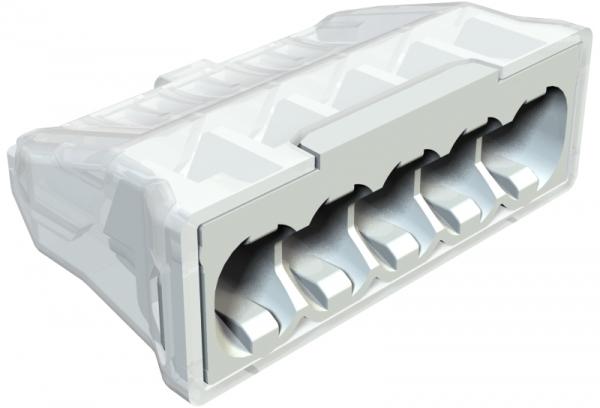 2054507 - OBO BETTERMANN Клемма пружинная 5x2,5мм2 (61 525 LGR).