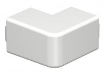 6158404 - OBO BETTERMANN Крышка внешнего угла кабельного канала WDK 30x30 мм (ПВХ,серый) (WDK HA30030GR).