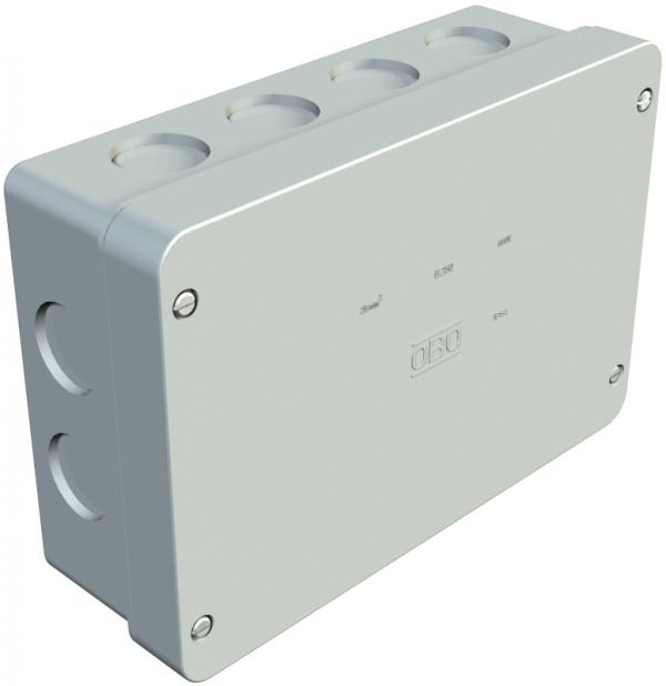 2001349 - OBO BETTERMANN Распределительная коробка 243x168x83 (B 250 M).