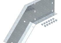 6232663 - OBO BETTERMANN Угловой соединитель 45°, вертикальный 200x500 (WRWV 200 V FT).