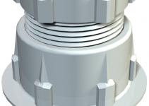 2040107 - OBO BETTERMANN Кабельный ввод PG16-PG13,5 (106 R PG16-13 PS).