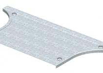 7128517 - OBO BETTERMANN Крышка T-образного соединения 550мм (DFAA 550 FS).