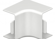 6175578 - OBO BETTERMANN Крышка внутреннего угла кабельного канала WDKH 15x30 мм (ABS-пластик,белый) (WDKH-I15030RW).
