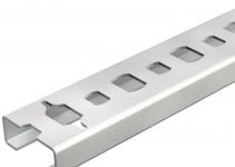1106023 - OBO BETTERMANN Профильная рейка 2000x20x8 (2060 2M AB BK).