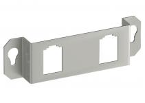 7407842 - OBO BETTERMANN Монтажная пластина для лючка GE2F тип B (сталь) (MTGE2F 2B).