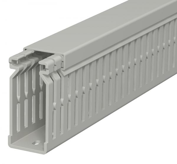 6178203 - OBO BETTERMANN Распределительный кабельный канал LK4 N 60x25x2000 мм (ПВХ,серый) (LK4 N 60025).