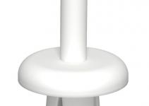 6178520 - OBO BETTERMANN Насечная клепка канала VK Ø 4,5 мм (светло-серый) (KSN1).