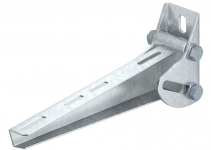 6419577 - OBO BETTERMANN Настенный кронштейн регулируемый 410мм (AWV 41 FT).