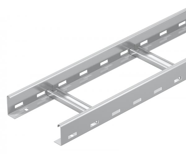 6101216 - OBO BETTERMANN Кабельный лестничный лоток 60x400x6000 (LG 640 VS6VA4571).