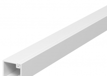 6191002 - OBO BETTERMANN Кабельный канал WDK 15x15x2000 мм (ПВХ,белый) (WDK15015RW).