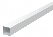 6248497 - OBO BETTERMANN Металлический кабельный канал LKM 40x40x2000 мм (сталь,белый) (LKM40040RW).
