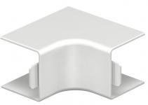 6158250 - OBO BETTERMANN Крышка внутреннего угла кабельного канала WDK 25x25 мм (ПВХ,серый) (WDK HI25025GR).