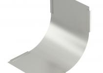 7130905 - OBO BETTERMANN Крышка вертикального внутреннего угла  90° 100мм (DBV 100 S VA4301).