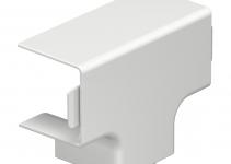 6182887 - OBO BETTERMANN Крышка Т-образной секции кабельного канала WDK 30x30 мм (ПВХ,светло-серый) (WDK HT30030LGR).