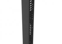 DP-VP-VR-27 - Вертикальный кабельный организатор с пластиковым каналом, 27U