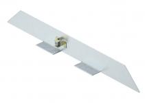 7404864 - OBO BETTERMANN Торцевая заглушка ответвления кабельного канала AIK (сталь) (AIKA ES 15040).