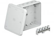 2000390 - OBO BETTERMANN Распределительная коробка  100x100x40 (A 14 HF RW).