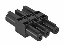 6108045 - OBO BETTERMANN Адаптер Modul45connect (черный) (VB-G GST18i3p).