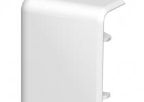 6199133 - OBO BETTERMANN Внешний угол плинтусного канала h=50 мм (ПВХ,белый) (SKL-A50DRW).