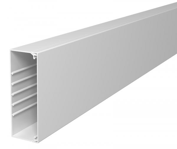 6021867 - OBO BETTERMANN Кабельный канал WDK 60x170x2000 мм (ПВХ,кремовый) (WDK60170CW).